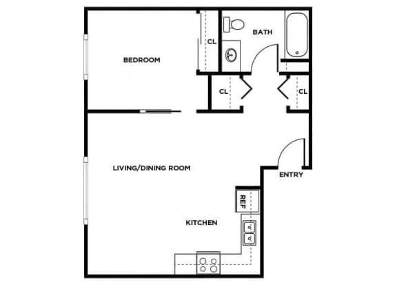 Floor Plan  A12 floor plan