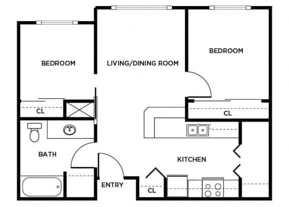 Floor Plan  B3 floor plan, opens a dialog