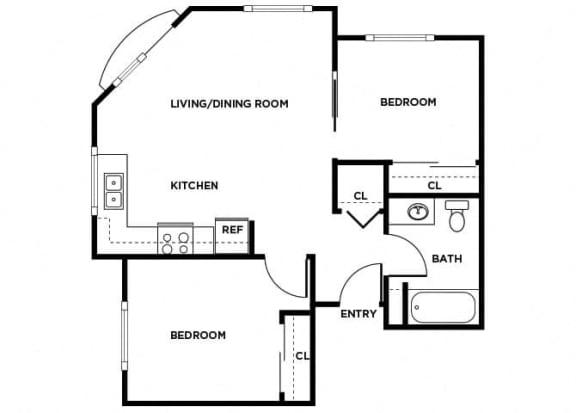 Floor Plan  B4 floor plan, opens a dialog