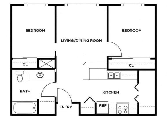 Floor Plan  B5 floor plan