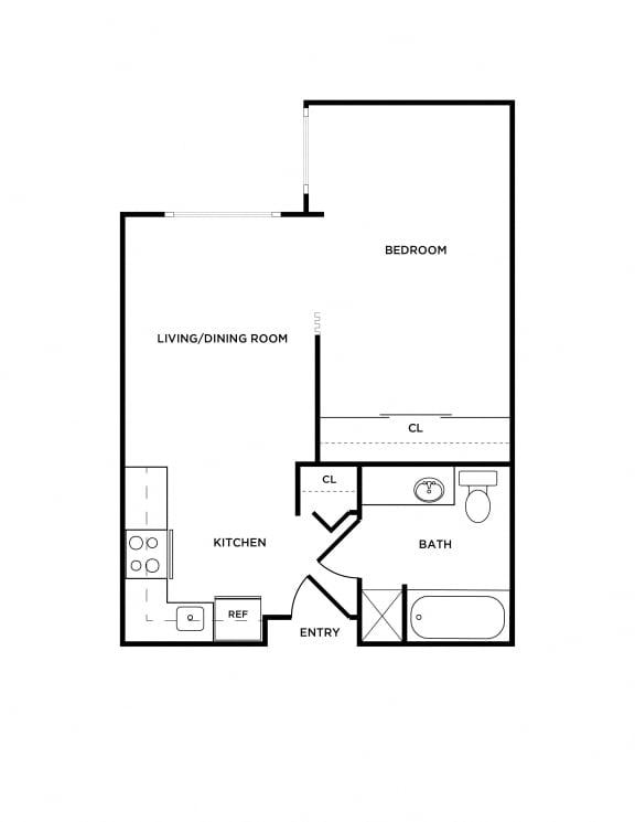 Floor Plan  A5 floor plan