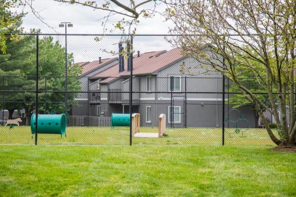 Pet Park at Woodbridge Apartments, Louisville
