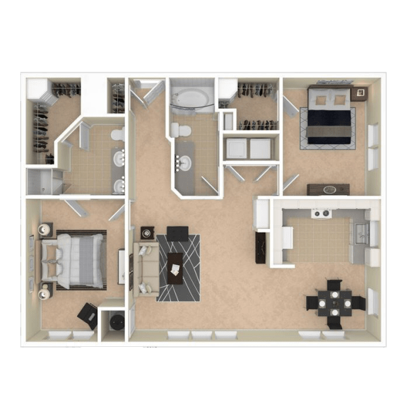 Floor Plan  St Petersburg
