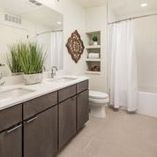 Luxurious Bathrooms at Clovis Point, Longmont, CO