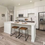 Fully Equipped Island Kitchen at Clovis Point, Longmont, CO, 80501