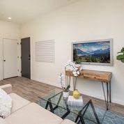 Spacious Living Room at Clovis Point, Longmont, CO