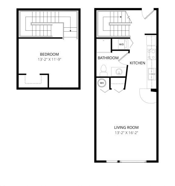 Aventine Apartments Umbria Floor Plan