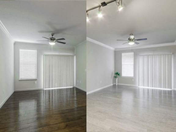 Wood-Style-Flooring at The Mansions McKinney, Texas, 75070