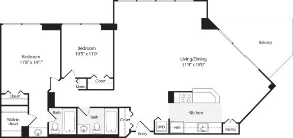 Floor Plan  B15_77