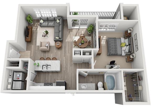 Floor Plan  A4.1ar