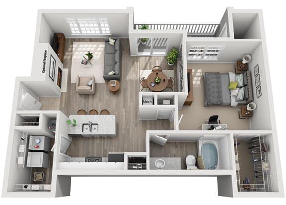 Floor Plan  A5.1ar