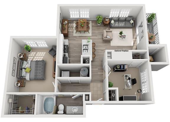 Floor Plan  A6.1ar