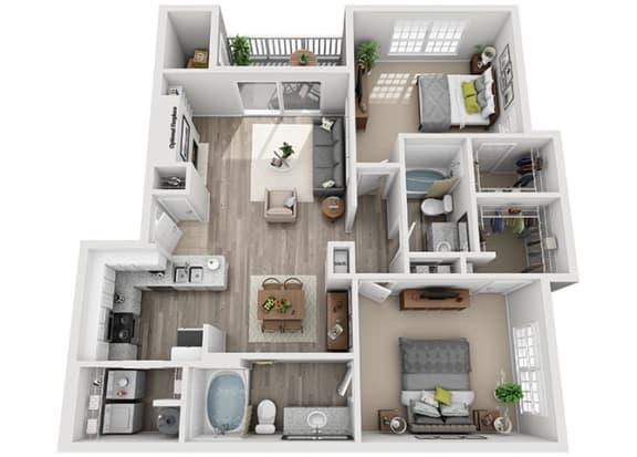 Floor Plan  B1.2ar