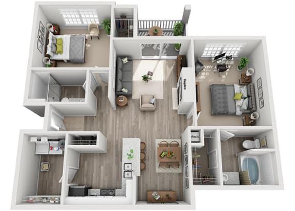 Floor Plan  B4.2ar