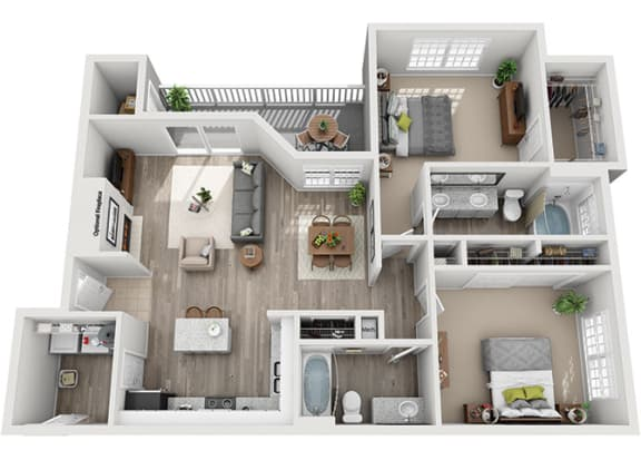Floor Plan  B5.2a