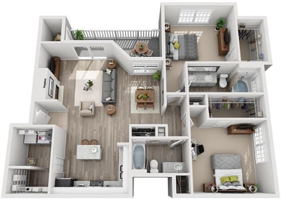 Floor Plan  B6.2a