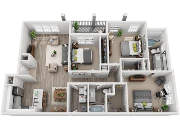 Floor Plan  C1.3a