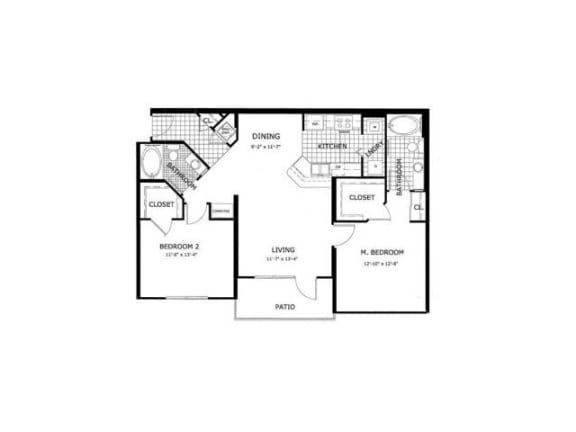 Hawthorn Floor Plan| Cypress Legends