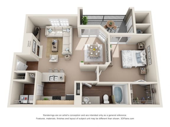 Floor Plan  Beauty