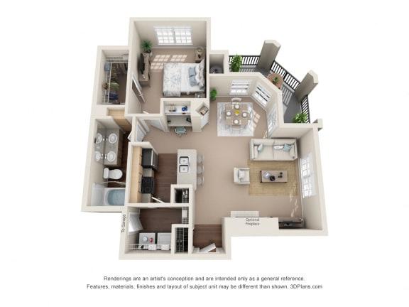 Floor Plan  Compassionate