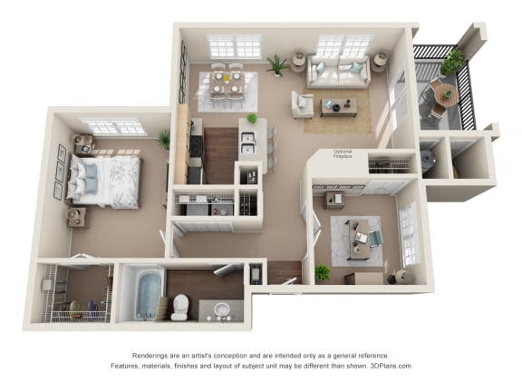Floor Plan  Luxury