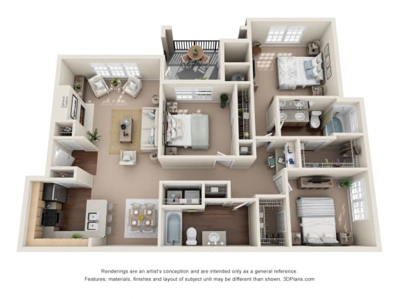 Floor Plan  Mystify