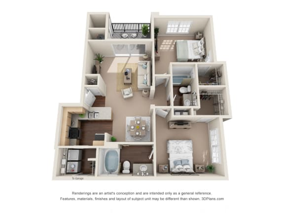 Floor Plan  Tranquility