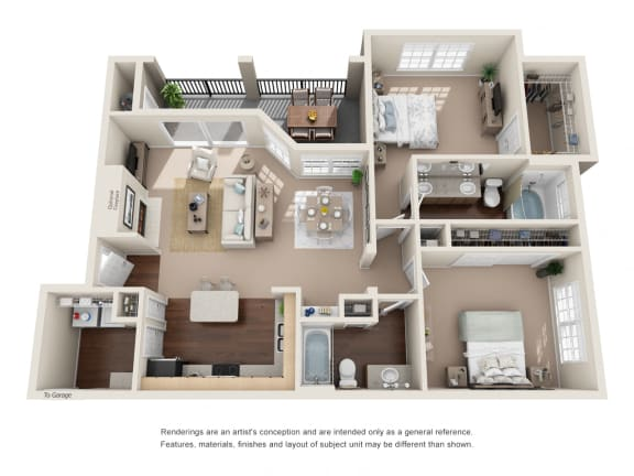 Floor Plan  Unity