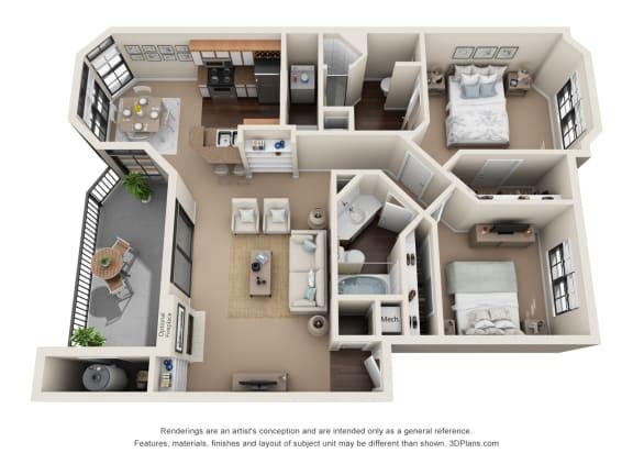 Floor Plan  Medina