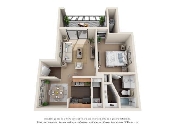 Floor Plan  San Gabriel