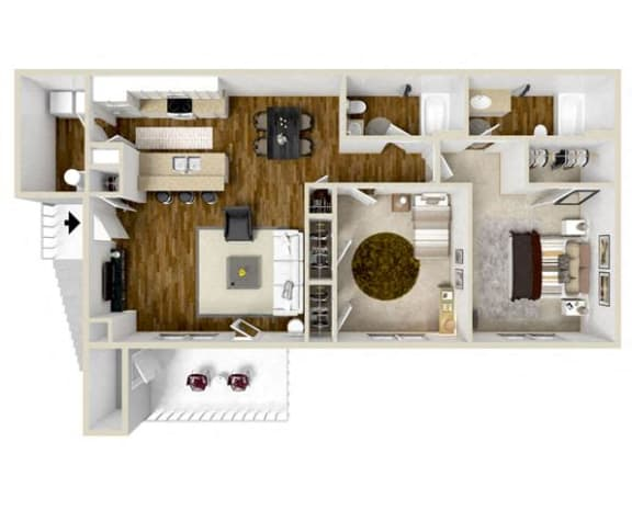 Floor Plan  The Legend