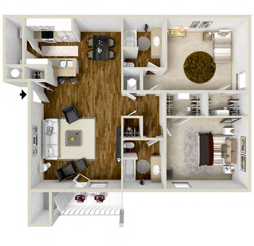 Floor Plan  The Prominence