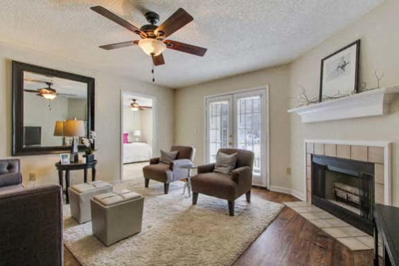 Spacious two bedroom in Clinton