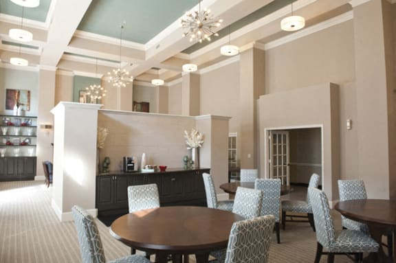 Gorgeous Clubhouse at Sterling Magnolia, Charlotte NC