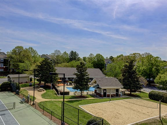 Apartments in North Raleigh, NC | Cambridge Apartments ...