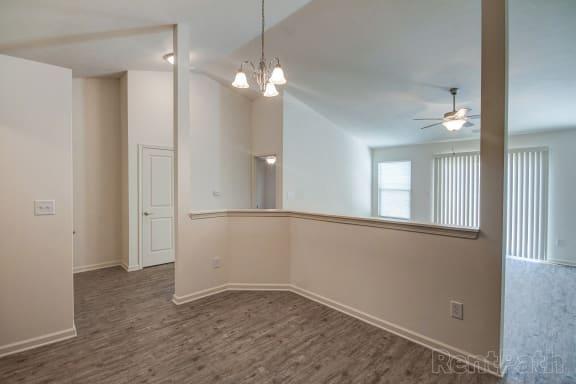 Hallway views at Hawthorne Properties, Lafayette, Indiana