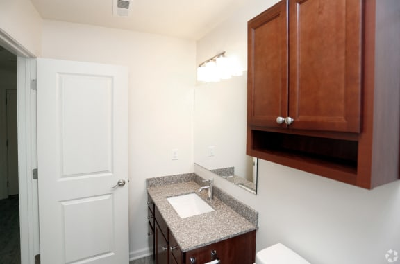 Luxurious Bathrooms at Hawthorne Properties, Lafayette