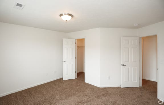 Cypress Guest Bedroom at Hawthorne Properties, Lafayette, Indiana