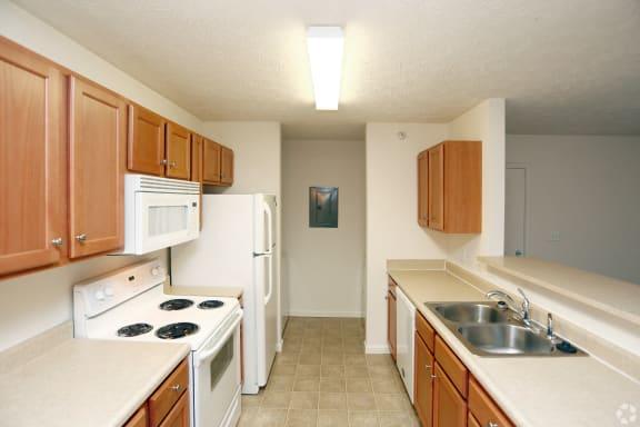 Cedar Galley Kitchen at Hawthorne Properties, Lafayette
