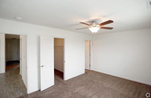 Plush Carpeting at Hawthorne Properties, Lafayette, IN