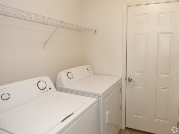 Washer & Dryer In Every Apartment at Hawthorne Properties, Lafayette, 47905
