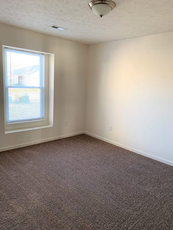 2nd Bedroom (Guest) at Hawthorne Properties, Lafayette, Indiana