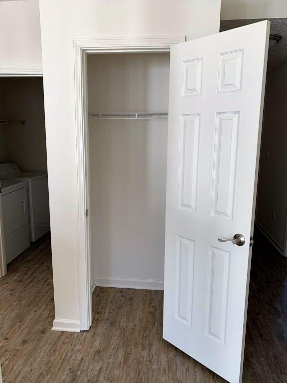 Coat Closet  at Hawthorne Properties, Indiana