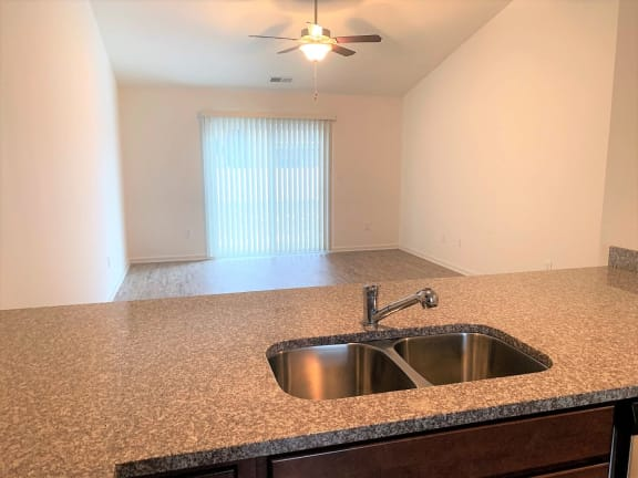 Sink With Faucet at Hawthorne Properties, Lafayette, 47905