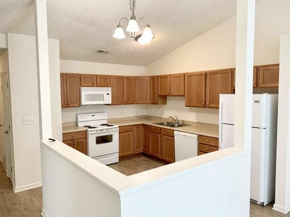 Upgraded Duplex at Hawthorne Properties, Lafayette, Indiana