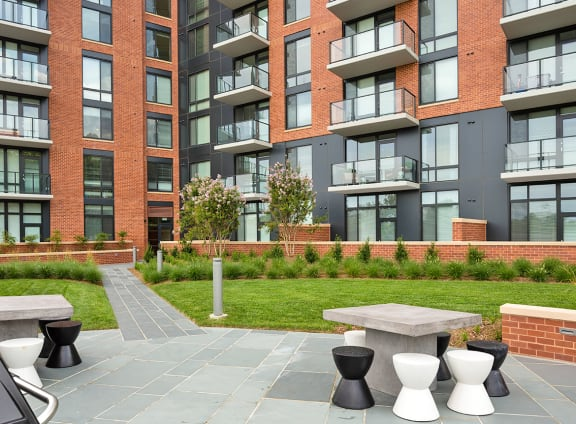 Community Green with Live Concerts and Events at Aurora, North Bethesda, 20852