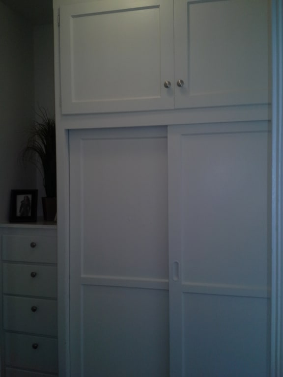 Built in Cabinets & Extra Closets