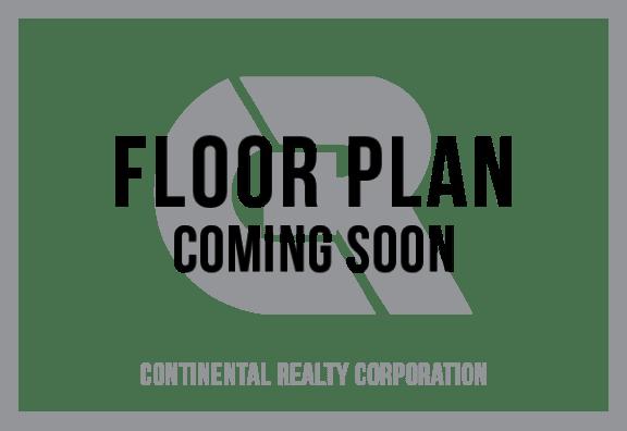 Floor Plan  2 Bedroom 1 Bath Floorplan at Cardiff Hall Apartments
