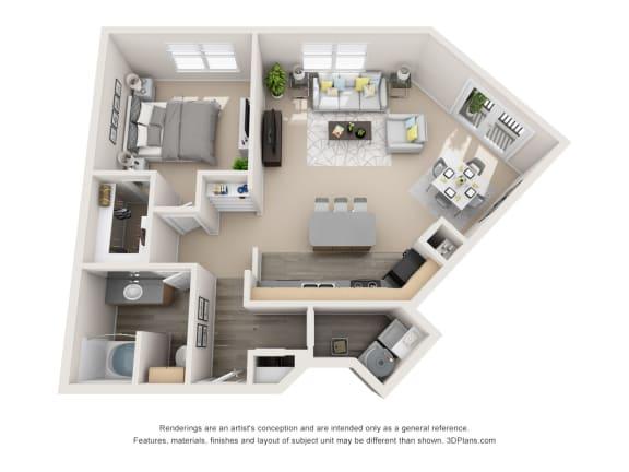 Floor Plan  Ritz