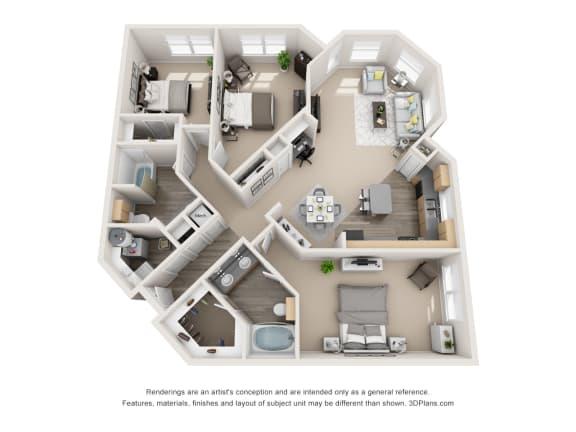 Floor Plan  Opulent